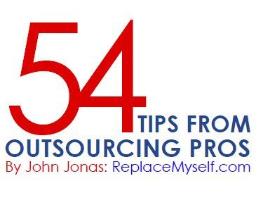 54 quick tips from outsourcing pros